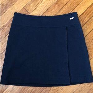 Vineyard Vines Navy Skirt Size 6